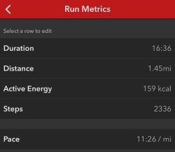 Run times - faster than you think.